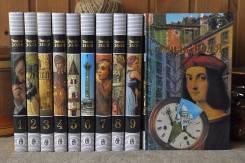Э. Золя Собрание сочинений в 20-ти томах