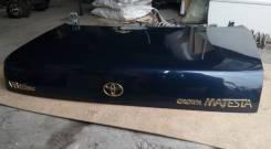 Крышка багажника. Toyota Crown, UZS147, JZS147, UZS145, UZS143, UZS141, JZS149 Toyota Crown Majesta, UZS145, JZS147, UZS147, UZS141, JZS149, UZS143 Дв...
