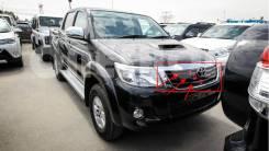 Молдинг решетки радиатора. Toyota Hilux Pick Up, KUN26L, KUN25L Toyota Hilux, KUN15, KUN16, KUN25L, KUN26L. Под заказ