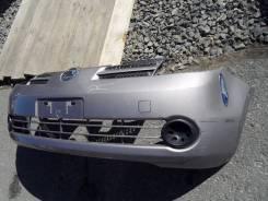 Бампер. Nissan Note, E11, E11E