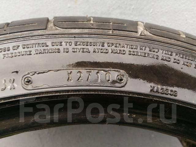 Dunlop SP Sport 5000M. Летние, 2010 год, износ: 5%, 1 шт