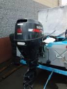 Suzuki. 25,00л.с., 4х тактный, бензин, нога S (381 мм), Год: 2012 год
