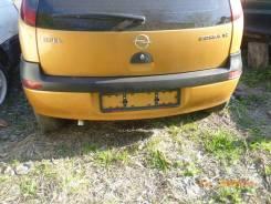 Бампер. Opel Corsa, F68 Двигатели: Z12XEP, Z12XE