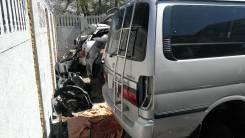 Дверь багажника. Toyota Hiace, KZH100G, KZH106G, KZH106W, KZH110G, KZH116G Двигатель 1KZTE