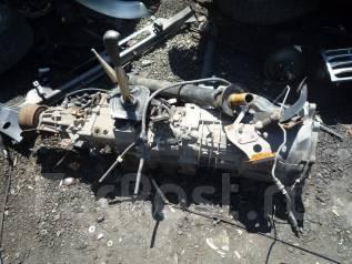 Механическая коробка переключения передач. Mitsubishi Pajero, V25C, V25W, V45W Двигатель 6G74
