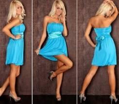 Платья-бандо. 48, 50
