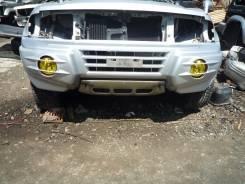 Бампер. Mitsubishi Montero, V60, V63W, V65W, V68W, V73W, V75W, V77W, V78W Mitsubishi Pajero, V63W, V73W, V60, V65W, V75W, V78W, V77W, V68W Двигатели...
