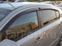 Ветровик на дверь. Opel Astra, F69, F48, F07, P10, F08, F70 Двигатели: Z16SE, Z16XE, X16SZR, Z18XE, X16XEL, X14XE, Z22SE, A16XER, X18XE1, A16LET, A14N...