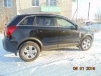 Ветровик на дверь. Opel Antara
