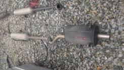 Глушитель. Honda CR-V, RD5 Двигатель K20A