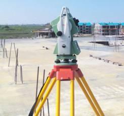 Услуги геодезиста в строительстве (Геодезист)