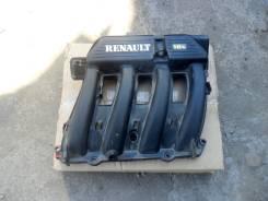 Коллектор впускной. Renault Sandero Renault Symbol Renault Duster Renault Logan Nissan Almera Двигатель K4M
