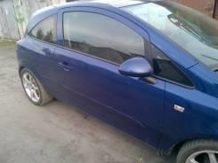 Дверь Opel Corsa D 3 door правая