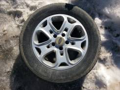 Ford. x15, 5x108.00, ET52.5, ЦО 63,3мм.