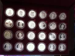 Коллекция сувенирных медалей