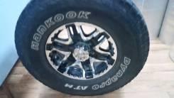 Колеса на крузака R16. 8.0x16 6x139.70