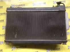 Радиатор охлаждения двигателя. Honda Fit, GD3 Двигатель L15A