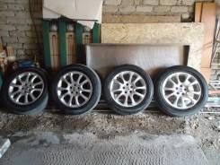 225/60R18 на оригинальном литье от Honda CR-V R18 7J 50. 7.0x18 5x114.30 ET-50