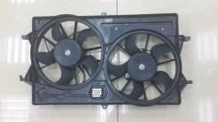 Вентилятор охлаждения радиатора. Ford Focus, DFW, DNW, DBW