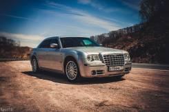 VIP трансфер на Chrysler 300C