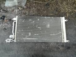 Радиатор кондиционера. Volkswagen Polo