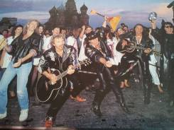 Пластинки. Scorpions. Best Of Rockers N` Ballads. Торг!