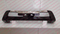 Накладка на бампер. Toyota Land Cruiser Prado, TRJ12, GDJ150W, GDJ151W, GRJ150L, KDJ150L, GRJ150W, GRJ151W, TRJ150W