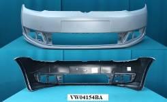 Бампер. Volkswagen Touran Volkswagen Caddy