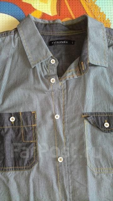 72d9e262f79 Рубашка мужская Ostin. Новая. размер 46-48 - Основная одежда во ...