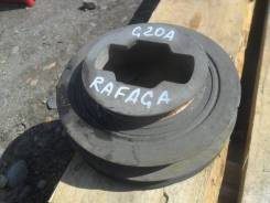 Шкив коленвала. Honda Rafaga, CE4 Двигатель G20A