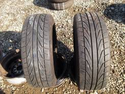 Dunlop Direzza DZ101. Летние, 2013 год, износ: 20%, 2 шт