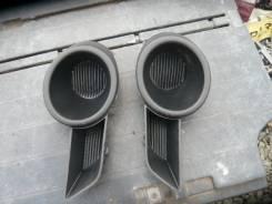 Заглушка бампера. Toyota Highlander, MHU48