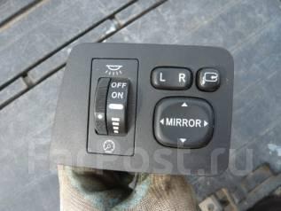 Блок управления зеркалами. Toyota Voltz, ZZE138, ZZE137, ZZE136