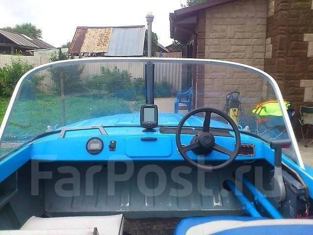 продажа моторной лодки 5м4
