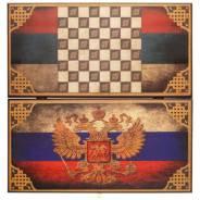 Флаги и гербы.