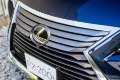 Решетка радиатора. Lexus RX200t Lexus RX350 Lexus RX450h