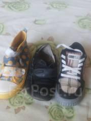 Обувь на мальчика. 31,5