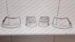 Накладка на стоп-сигнал. Toyota Land Cruiser Prado, GDJ150L, TRJ12, GDJ150W, GDJ151W, GRJ150L, KDJ150L, GRJ150W, GRJ151W, TRJ150W