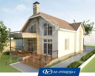 M-fresh Nature. 100-200 кв. м., 1 этаж, 4 комнаты, комбинированный