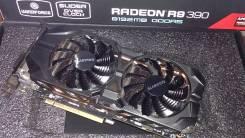 Видеокарта Gigabyte AMD Radeon R9 390 Gaming 8гб [GV-R939G1 Gaming-8GD
