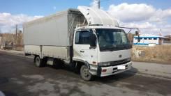 Nissan Diesel Condor. Продам Nissan Diesel Фургон Бабочка 35куб/м в ОТС., 9 200 куб. см., 5 000 кг.
