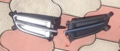 Заглушка бампера. Mitsubishi Colt, Z25A, Z33AM, Z35AM, Z27A, Z26A, Z28A, Z34AM, Z36A Двигатели: 4G19, 4A90, 4G15, 4A91