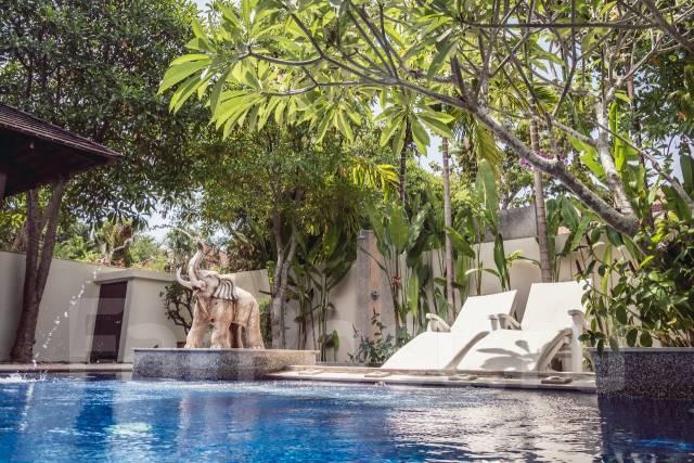 Вилла Le Grand на Раваи в аренду на Пхукете (3 спальни)