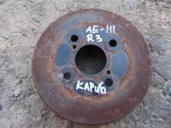 Барабан тормозной. Toyota Sprinter Carib, AE111G, AE111