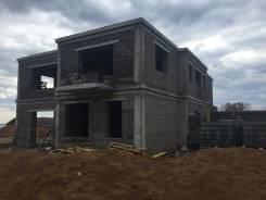 Строительство домов, коттеджей из блоков, кирпича, пеноблоков, силбет