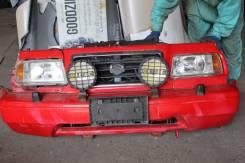 Ноускат. Suzuki Escudo, TD11W Двигатель H20A