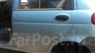 Дверь багажника. Daewoo Matiz, KLYA Двигатели: B10S1, F8CV