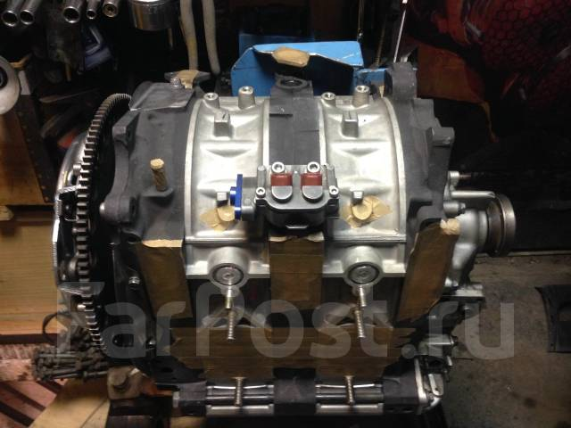 "Двигатель ""Sport Edition"" Mazda RX-7. RX7. FD3S.13B-REW."