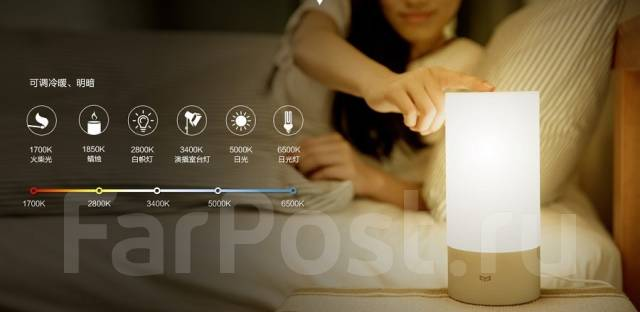 Светильники-ночники.