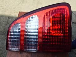 Вставка багажника. Toyota Land Cruiser, FZJ100, FZJ105, HDJ100, HDJ100L, HDJ101, HDJ101K, HZJ105, J100, UZJ100, UZJ100L, UZJ100W Двигатели: 1FZFE, 1HD...